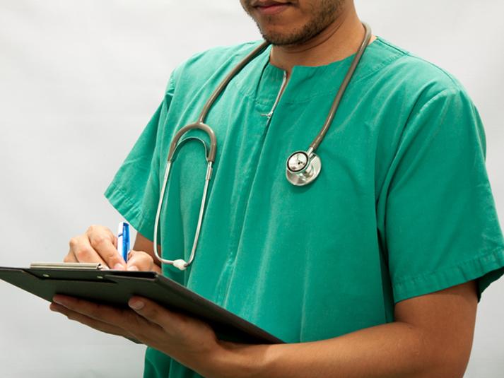 O verde é recomendado para empresas ligadas à saúde, como hospitais e planos médicos
