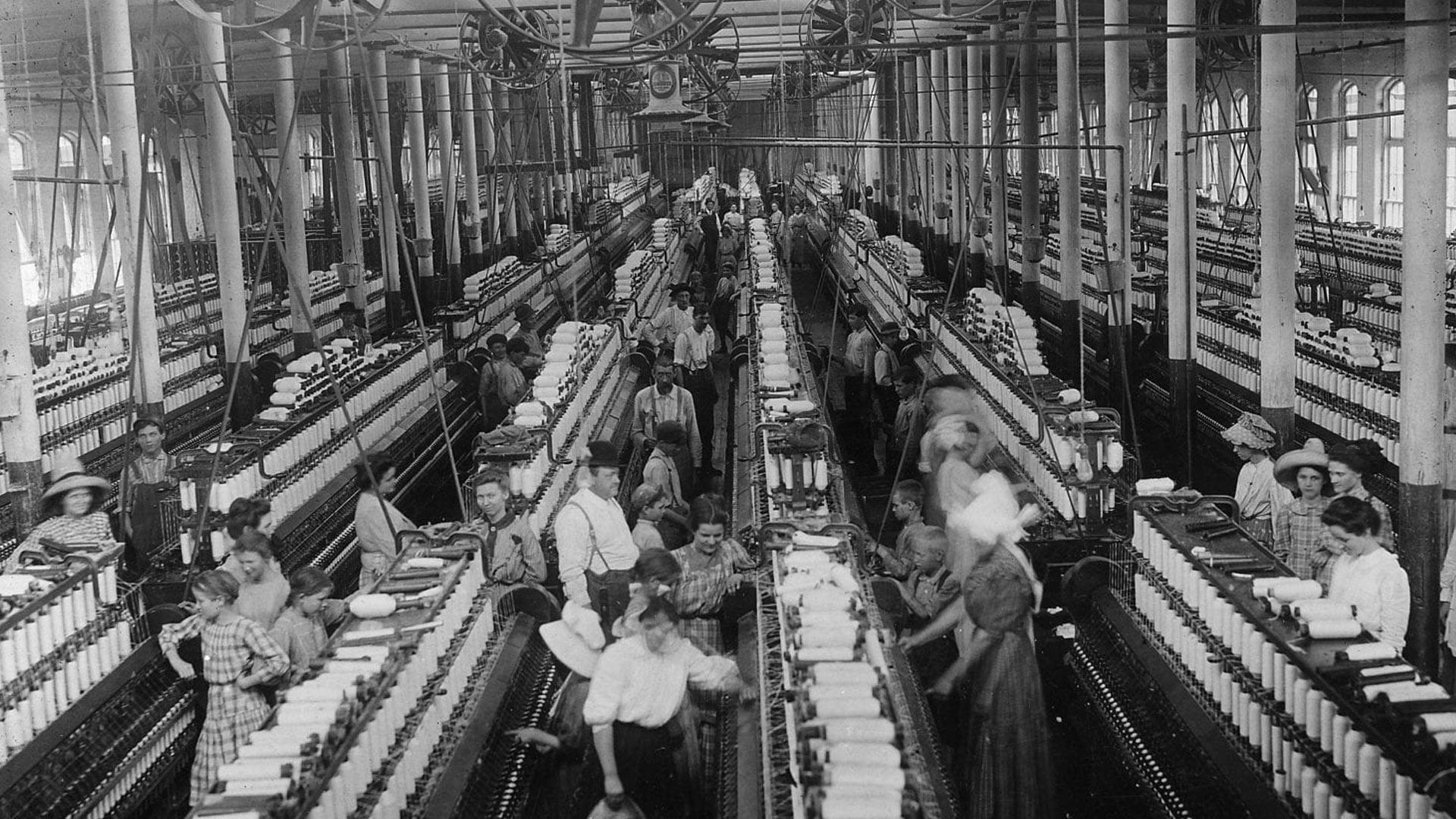 A história da Segurança do Trabalho