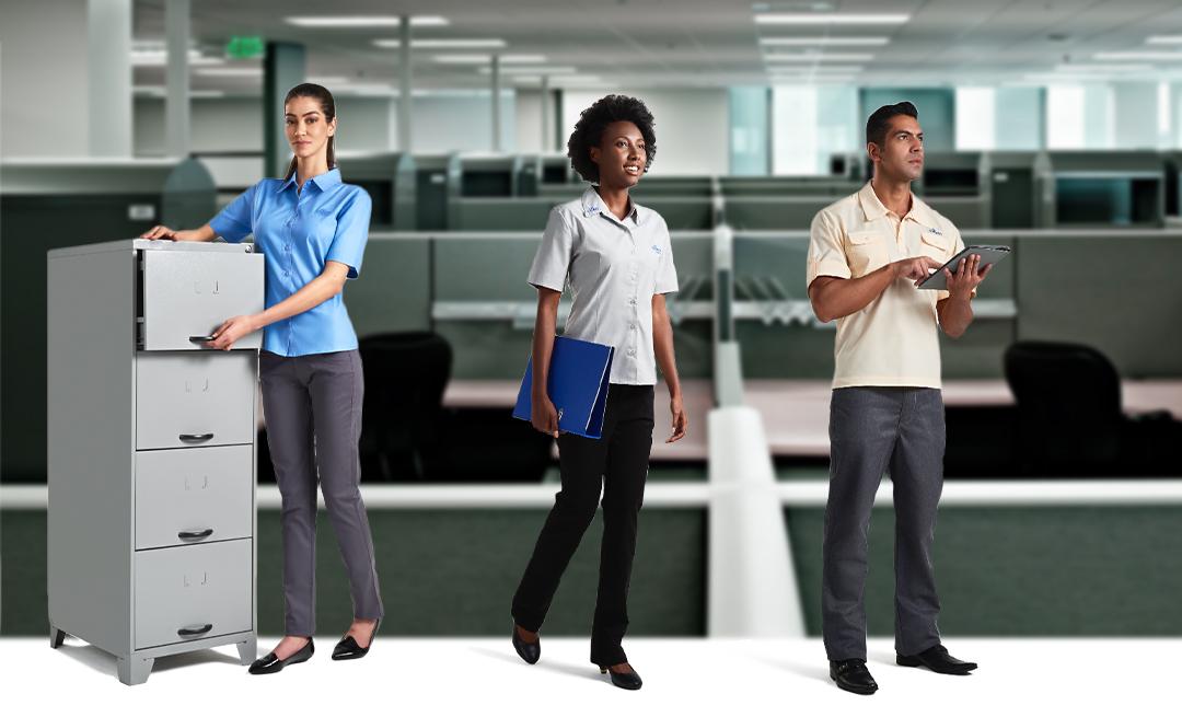 Como escolher o uniforme para seus funcionários?